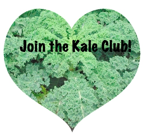 Join the Kale Club!